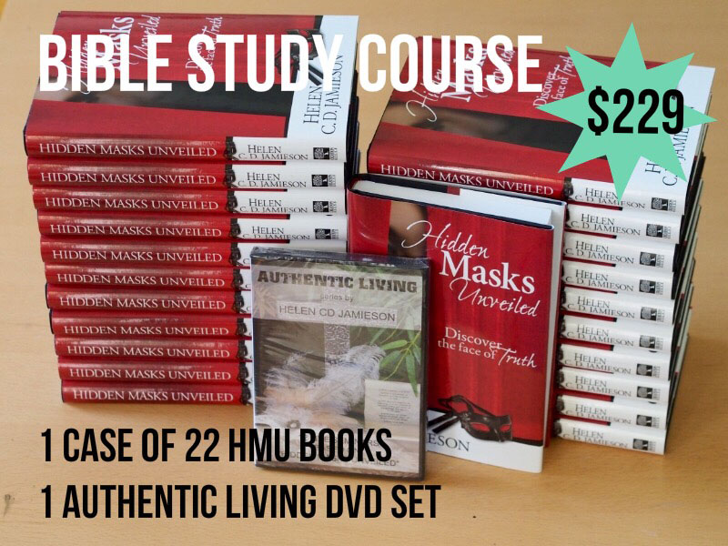 Best value for larger group bible study course. Great for community outreaches. Includes rights to air to larger audiences.