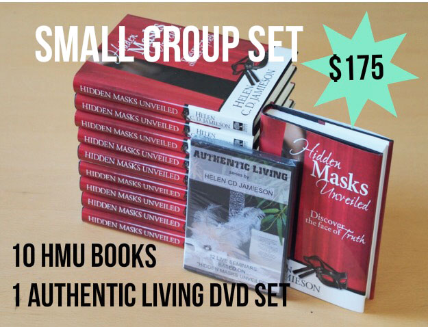 Best for small group bible studies in group home or small classroom setting.